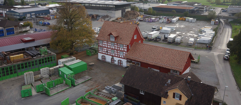 Werkhof, Rheineck
